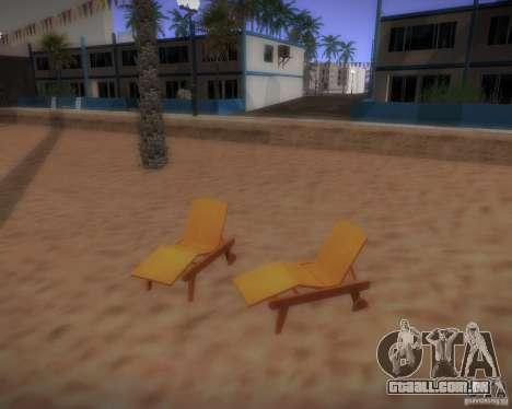 Novos padrões de lazer para GTA San Andreas terceira tela