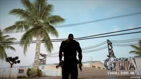 Behind Space Of Realities 2012 Palm Part v1.0.0 para GTA San Andreas terceira tela