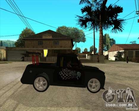 VAZ 2104 volk para GTA San Andreas vista direita