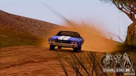Extreme ENBseries v1.0 para GTA San Andreas sexta tela