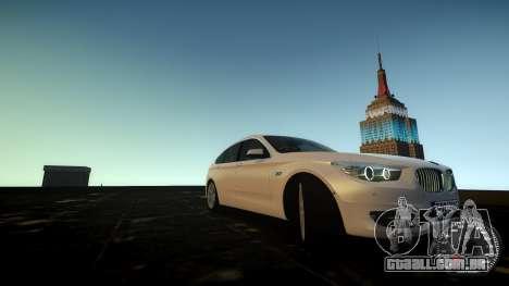 BMW GT F07 2012 GranTurismo para GTA 4