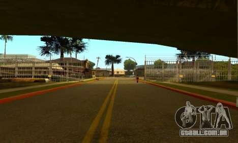 Cerca ao redor do Groove Sreet para GTA San Andreas segunda tela