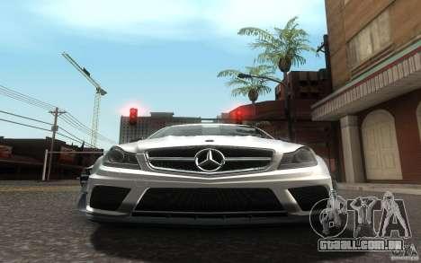 ENB Series by muSHa v1.0 para GTA San Andreas segunda tela