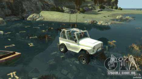 4x4 Trail The Reef para GTA 4 segundo screenshot