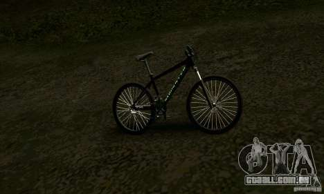Bicicleta com Monster Energy para GTA San Andreas