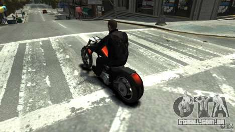 Metal Clothes FULL Pack v1 para GTA 4 por diante tela