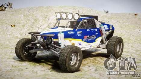 Jimco Buggy para GTA 4 vista de volta