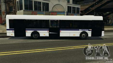 Solaris Urbino 12 MTA para GTA 4 esquerda vista