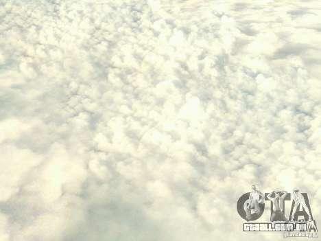 Nuvem de HD para GTA San Andreas terceira tela
