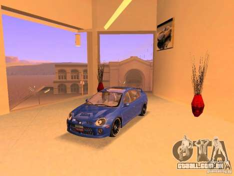 Dodge Neon SRT4 2006 para GTA San Andreas