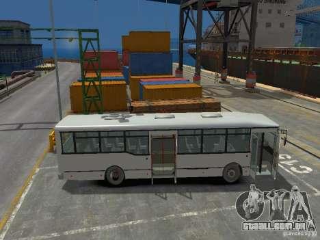 Volzhanin 52702 para GTA 4 vista de volta