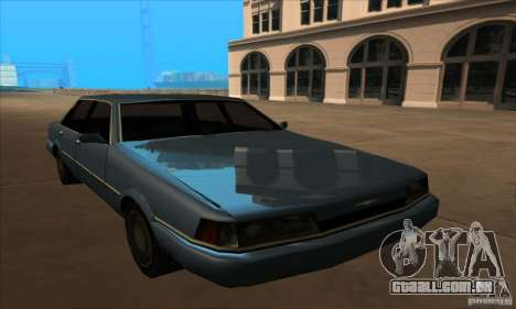 ENBSeries 0.075 para GTA San Andreas sexta tela