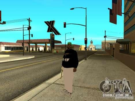 Novo Groove grosso para GTA San Andreas terceira tela