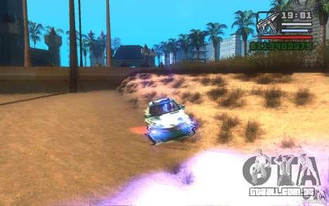 ENBSeries by Gasilovo v2 para GTA San Andreas quinto tela
