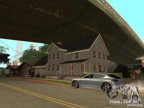 Casa da máfia para GTA San Andreas segunda tela