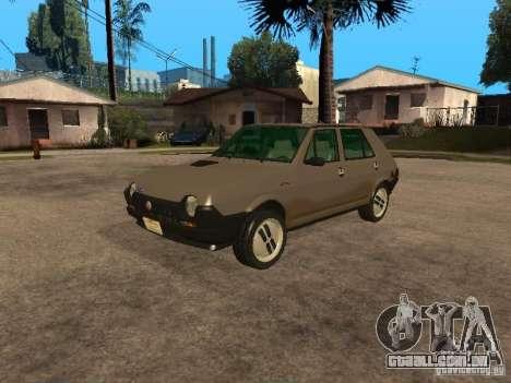 Fiat Ritmo para GTA San Andreas