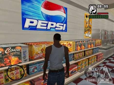 Lojas de ímã para GTA San Andreas segunda tela