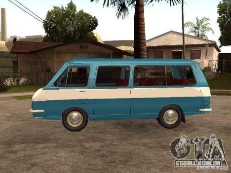 RAPH 2912 para GTA San Andreas esquerda vista