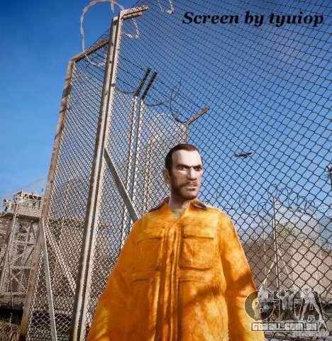 The prison Rob para GTA 4