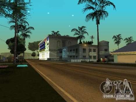 Grand Street para GTA San Andreas sétima tela