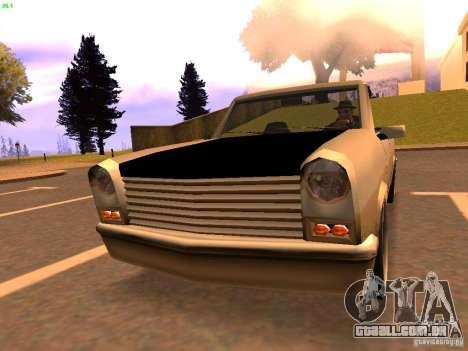 New Perennial para GTA San Andreas