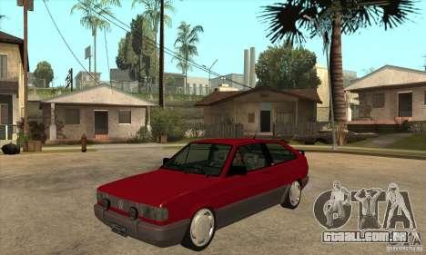 Volkswagen Gol GTS 1994 para GTA San Andreas