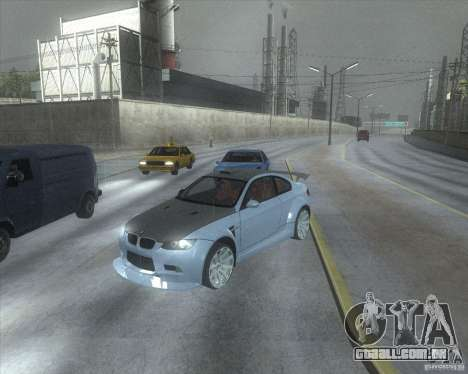 MOD de Jyrki para GTA San Andreas décimo tela