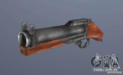 Grims weapon pack2 para GTA San Andreas nono tela