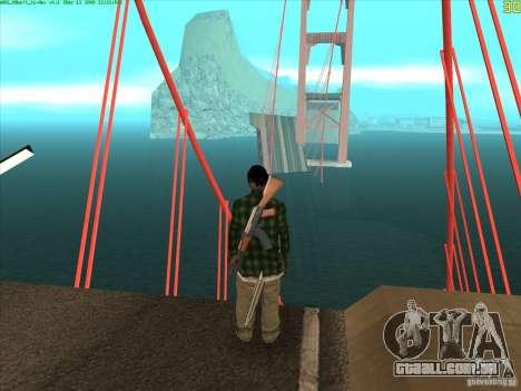 Ponte Takomskij (Tacoma Narrows Bridge) para GTA San Andreas