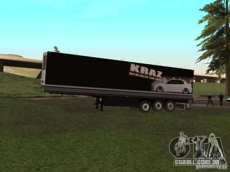 Novo trailer para vista lateral GTA San Andreas