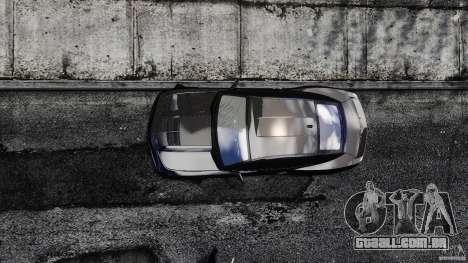 Chevrolet Camaro ZL1 para GTA 4 vista direita