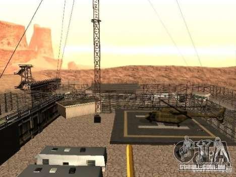 Prison Mod para GTA San Andreas décimo tela