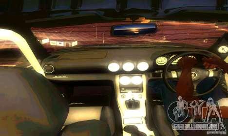Nissan Silvia S15 8998 Edition Tunable para GTA San Andreas interior