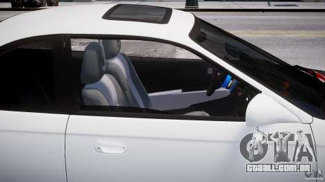 Honda Civic Si 1999 JDM [EPM] para GTA 4 vista inferior
