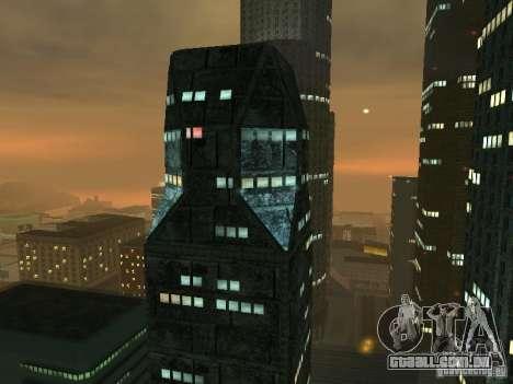 Novas texturas arranha-céus LS para GTA San Andreas