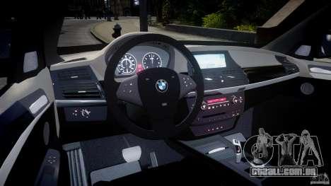 BMW X5 Experience Version 2009 Wheels 223M para GTA 4 vista direita
