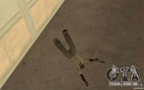 Nova queda para GTA San Andreas terceira tela