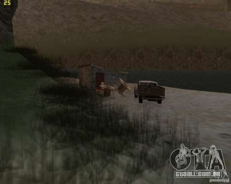 Festa da natureza para GTA San Andreas segunda tela