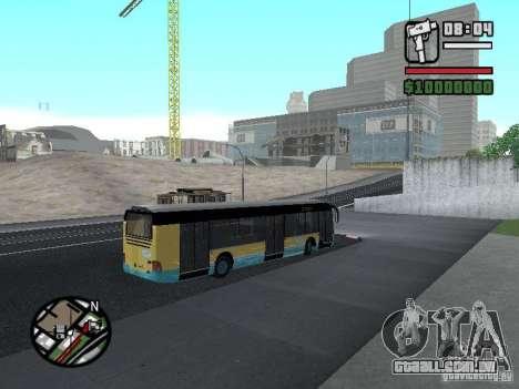 CitySolo 12 para GTA San Andreas vista direita