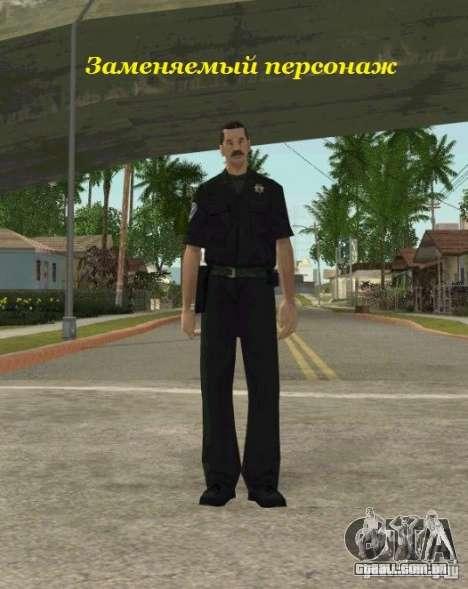 Counter-terrorist para GTA San Andreas oitavo tela