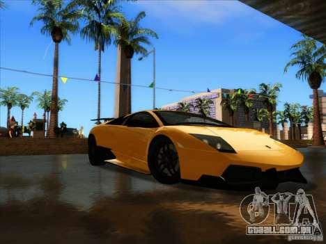 Sun Graphic Edition by KyIIuDoN para GTA San Andreas terceira tela