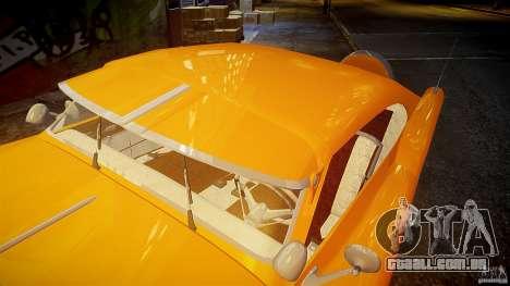 Buick Custom Copperhead 1950 para GTA 4 interior