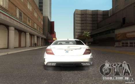 ENB Series by muSHa v1.0 para GTA San Andreas quinto tela