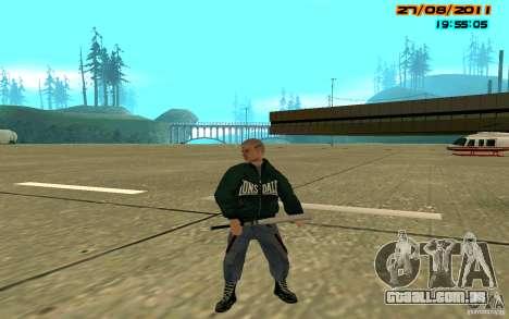 SkinHeads Pack para GTA San Andreas quinto tela