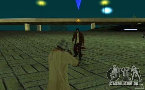Mutant para GTA San Andreas terceira tela