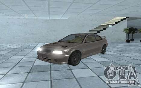 Sentinela do GTA 4 para GTA San Andreas