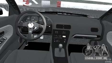 Nissan Silvia S13 Non-Grata [Final] para GTA 4 vista de volta