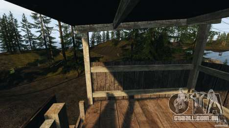 The Loggers Point para GTA 4 oitavo tela