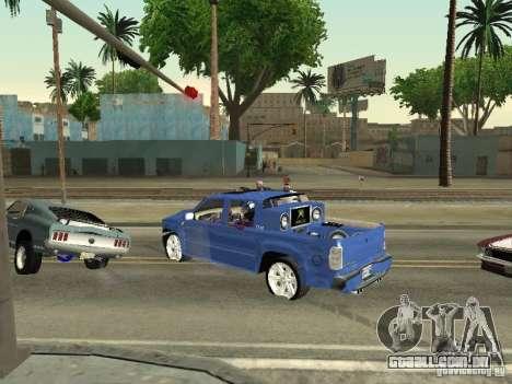 Ballas 4 Life para GTA San Andreas terceira tela