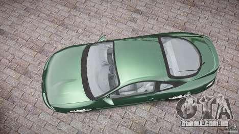 Mitsubishi Eclipse 1998 para GTA 4 vista direita